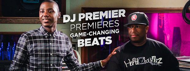 DJ Premier Premieres Game-Changing Beats