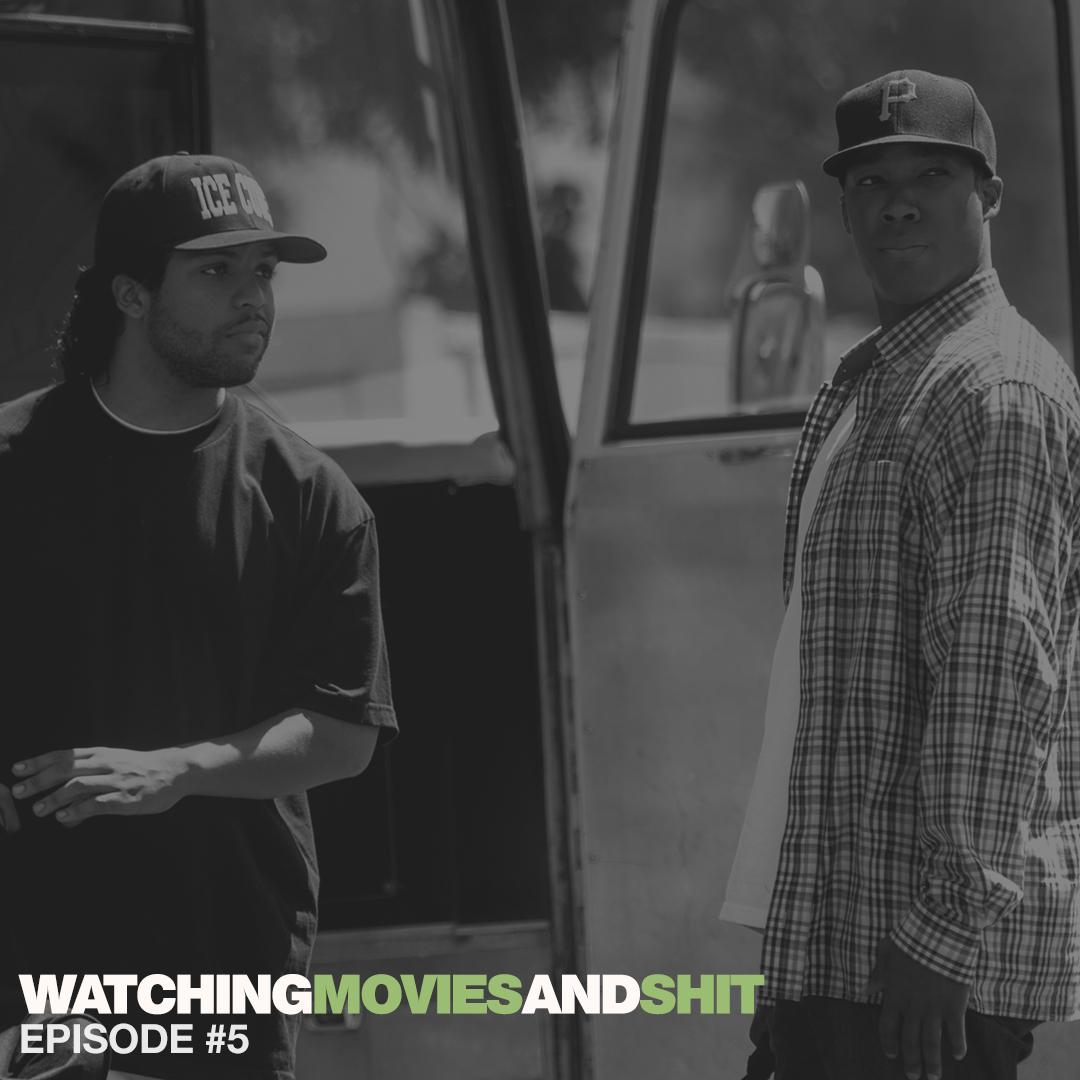 Watching Movies & Shit #5