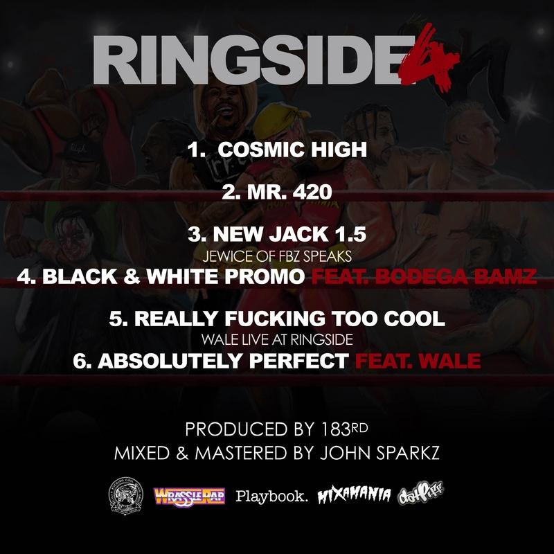 Ringside 4-2